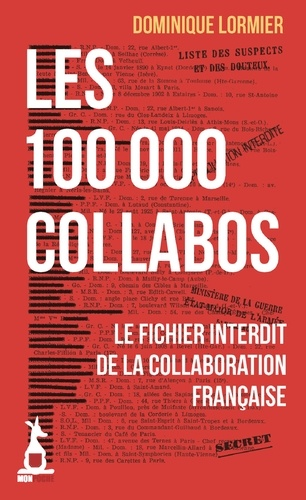 Liste Des 100 000 Collabos Pdf