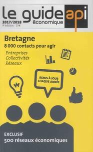 Dominique Luneau - Le guide économique de Bretagne.