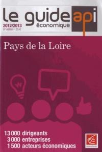 Dominique Luneau - Le guide économique des Pays de la Loire 2012-2013.