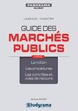 Dominique Mabin - Marchés publics - La notion, les procédures, les contrôles et voies de recours.