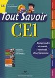 Dominique Marchand et André Mul - Tout Savoir CE1.