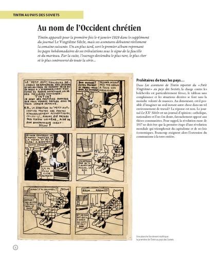 Les trésors de Tintin. 22 fac-similés rares extraits des archives d'Hergé
