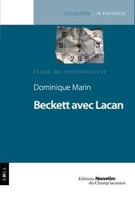 Dominique Marin - Beckett avec Lacan.
