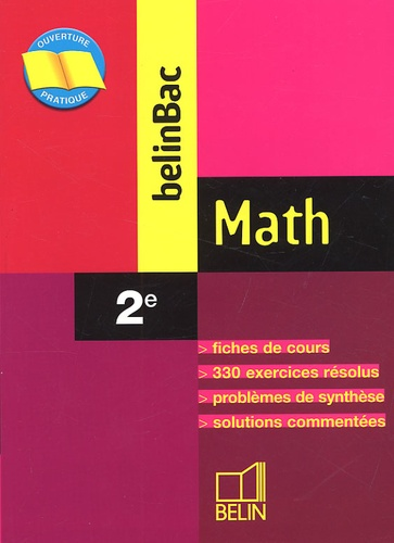 Dominique Marselli et Guy Horvath - Math 2nde.