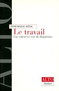 Dominique Méda - .