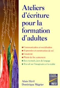 Ateliers d'écriture pour la formation d'adultes - Dominique Mégrier | Showmesound.org
