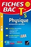 Dominique Meneret - Fiches bac physique Tle S.