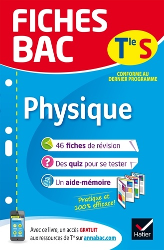 Physique Tle S  Edition 2018