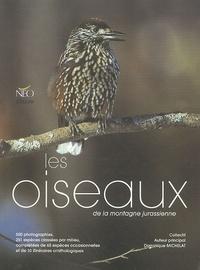 Dominique Michelat - Les oiseaux de la montagne jurassienne.