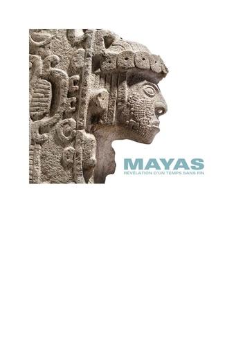 Dominique Michelet - Mayas - Révélation d'un temps sans fin.