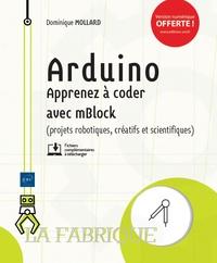Checkpointfrance.fr Arduino - Apprenez à coder avec mBlock (projets robotiques, créatifs et scientifiques) Image