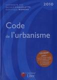Dominique Moreno et Bernard Lamorlette - Code de l'urbanisme. 1 Cédérom