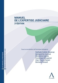 Deedr.fr Manuel de l'expertise judiciaire Image