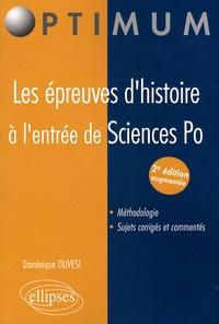 Les épreuves dhistoire à lentrée de Sciences Po.pdf
