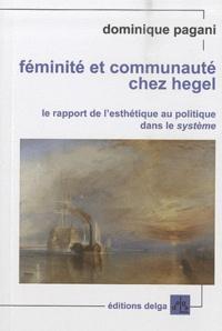 Féminité et communauté chez Hegel - Le rapport de lesthétique au politique dans le système.pdf