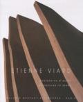 Dominique Païni et Alin Avila - Etienne Viard - Sculptures d'acier.