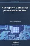 Dominique Paret - Conception d'antennes pour dispositifs NFC.