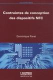 Dominique Paret - Contraintes de conception des dispositifs NFC.
