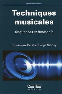 Openwetlab.it Techniques musicales - Fréquences et harmonies Image