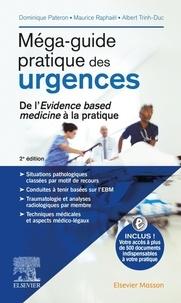 Gratuit pour télécharger des livres sur google books Méga-guide pratique des urgences 9782294760938 (French Edition)