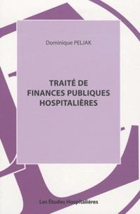 Histoiresdenlire.be Traité de finances publiques hospitalières Image