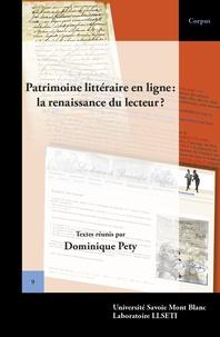 Deedr.fr Patrimoine littéraire en ligne : la renaissance du lecteur ? Image