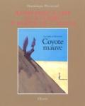 Dominique Piveteaud - Coyote mauve de Cornette et Rochette.