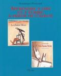 Dominique Piveteaud - La chaise bleue et Un beau livre de Claude Boujon.