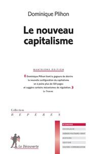 Dominique Plihon - Le nouveau capitalisme.