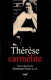 Dominique Poirot et  Collectif - Thérèse carmélite - Colloque du Centenaire.