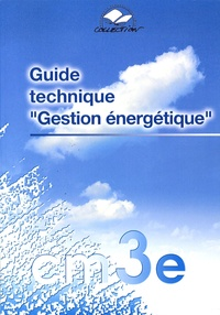 Dominique Portail - Guide technique Gestion énergétique.