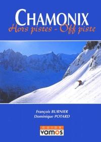 Dominique Potard - Chamonix - Hors pistes : off piste.