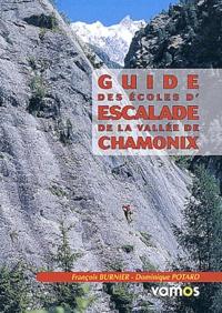 Dominique Potard - Guide des écoles d'escalade de la vallée de Chamonix.