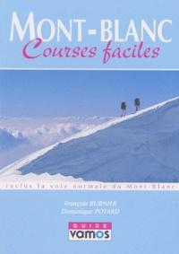 Dominique Potard - Mont-Blanc - Courses faciles.