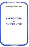 Dominique Poulot - Patrimoine et modernité.