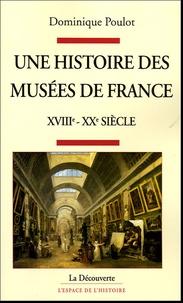 Feriasdhiver.fr Une histoire des musées de France, XVIIIe-XXe siècle Image