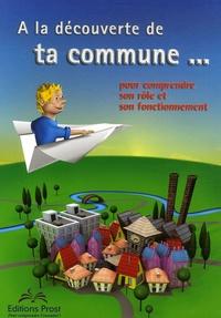 Histoiresdenlire.be A la découverte de ta commune... - Pour comprendre son rôle et son fonctionnement Image
