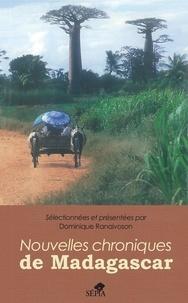 Dominique Ranaivoson - Nouvelles chroniques de Madagascar.