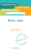 Dominique Ranaivoson - Raharimanana, Nour, 1947.