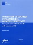 Dominique Raulin - Comprendre et expliquer l'évaluation des capacités/compétences - Le cas particulier de la validation du socle commun au DNB. 1 Cédérom