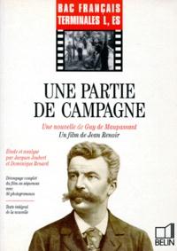 Dominique Renard et Jacques Joubert - .