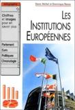 Dominique Renou - Les institutions européennes.