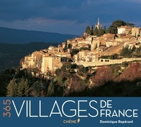 Dominique Repérant - 365 villages de France - Calendrier perpétuel.