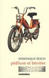 Dominique Resch - Pédiluve et bénitier.