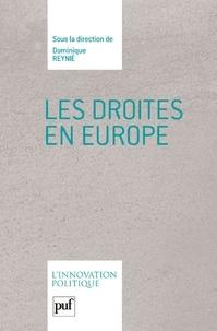 Dominique Reynié - Les droites en Europe.