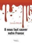Dominique Robillard - Il nous faut sauver notre France.