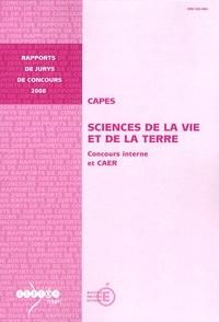Checkpointfrance.fr CAPES Sciences de la Vie et de la Terre - Concours interne et CAER Image