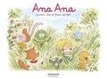 Dominique Roques et Alexis Dormal - Ana Ana - tome 13 - Papillons, lilas et fraises des bois.