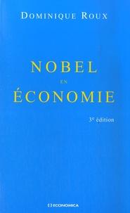 Dominique Roux - Nobel en économie.