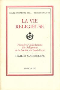 Dominique Sadoux et Pierre Gervais - .